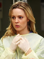 Melissa George Leave Grey&#039;s Anatomy Image