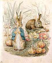 Kaninchen und die Tüpfelmaus