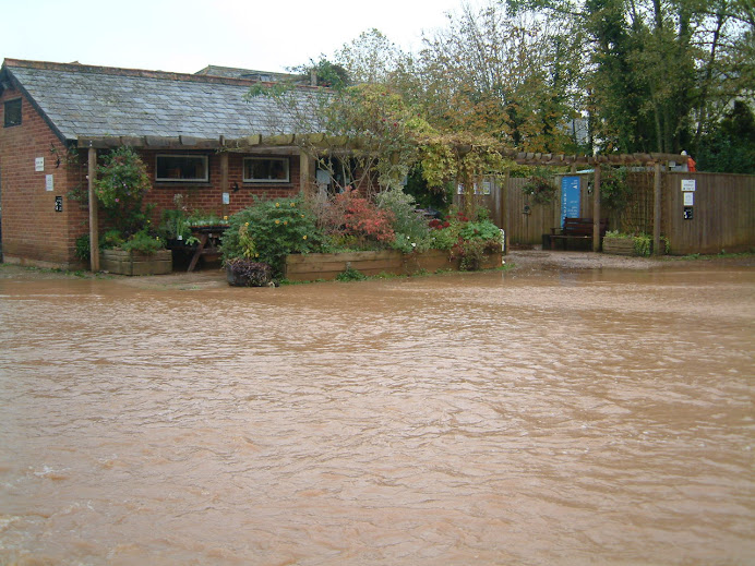 Otterton Mill Flood