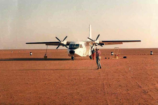 Sahara Desert, North Africa 1988.