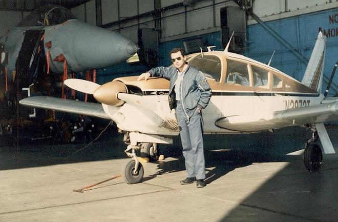 Ramstein Air Base, West Germany 1985