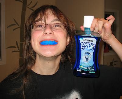 Listerine Agent Cool Blue Glacier Mint - Listerine%2BAgent%2BCool%2BBlue%2BGlacier%2BMint