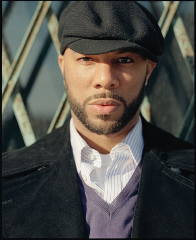 common rapper style. house Rapper Common