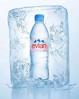 Flaskvatten olika märken