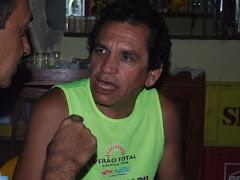 Cris capturado pelas lentes de Felipe Camelo