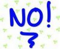Just Say No!