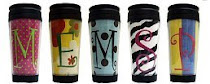 Monogrammed On-the-Go Tumblers