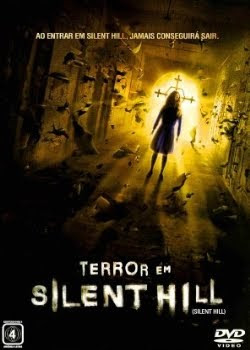 Filme Poster Terror em Silent Hill