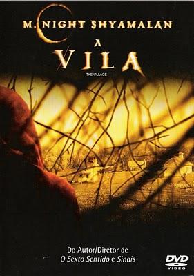 Filme Poster A Vila DVDRip XviD & RMVB Dublado