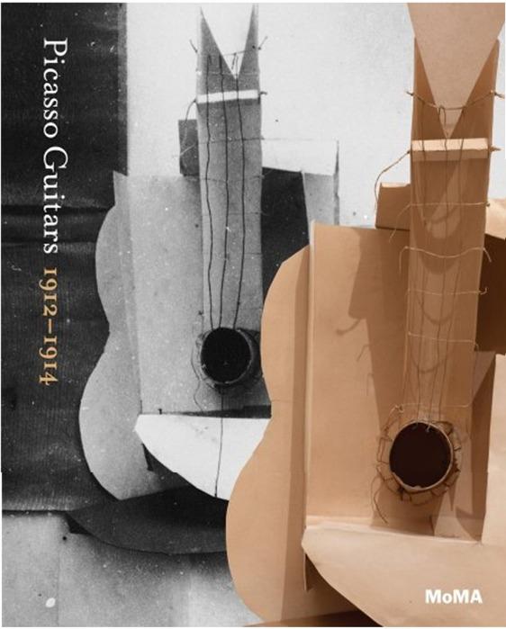 picasso cubist guitar. Picasso: Guitars 1912-1914