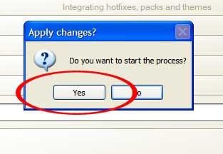 start the proses