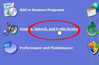 Sounds, Speech, and Audio Device