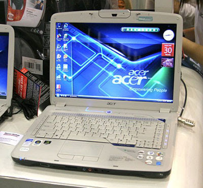 Драйвера на ноутбук acer aspire 7520g
