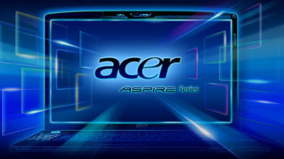 Acer Gemstone Blue Wallpaper CineCrystal