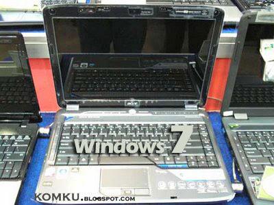 Windows 7 Drivers for Aspire 4930 (32-bit and 64-bit):