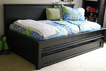 Building a Twin Day Bed
