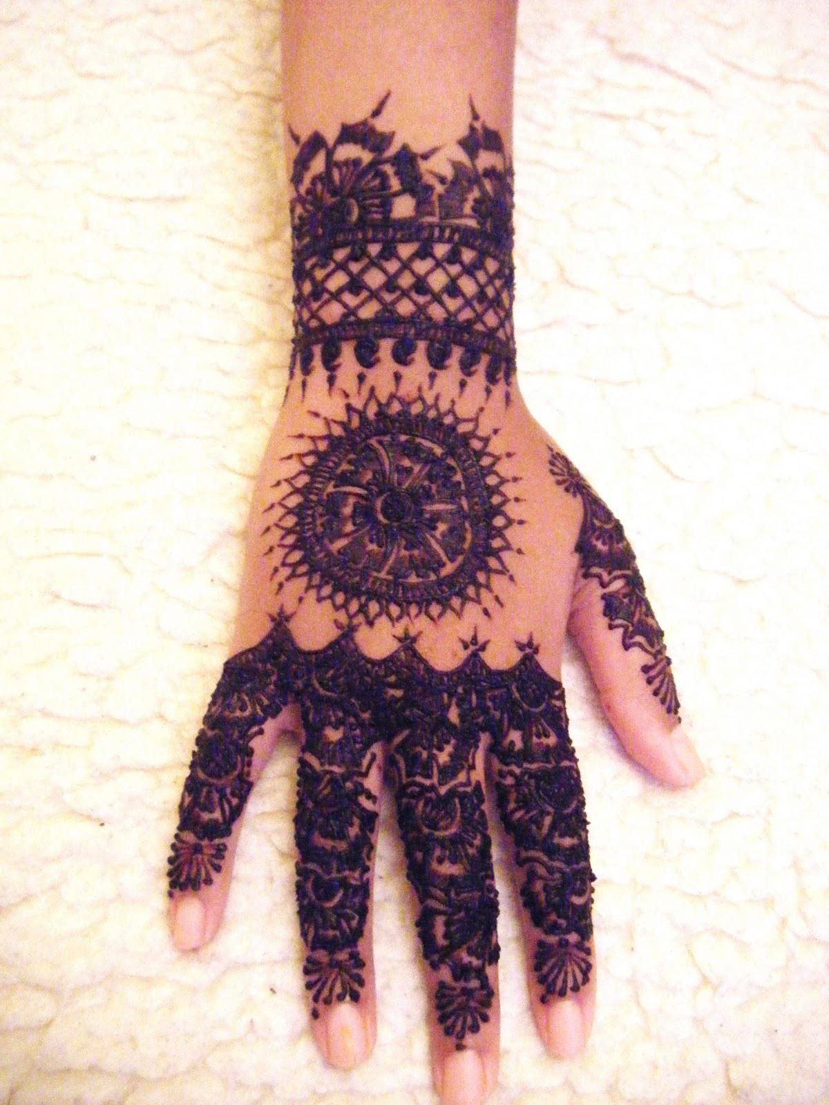 Mehndi Designs Hard : Mehndi designs hard beautiful photos domseksa