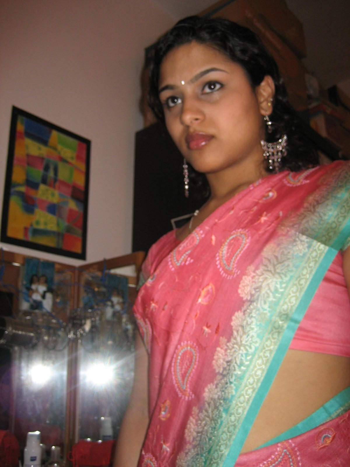 Mallu Girls In Saree Gallery Thrissur