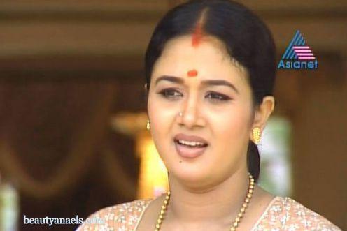 Tamil Tv Actress Fakes Malayalam Serial Hot