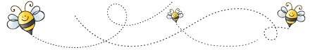 Image result for page divider bee