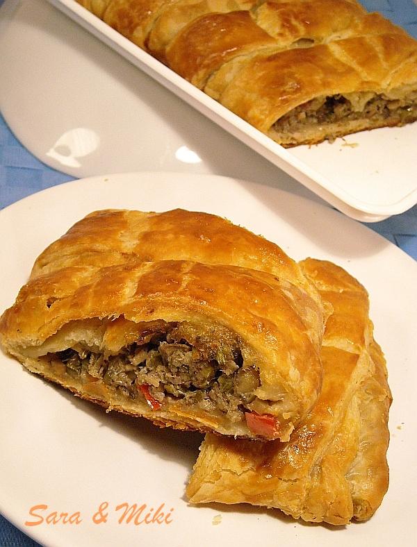 les plats roumaines roulade feuillet 233 e 224 la p 226 te de sardines