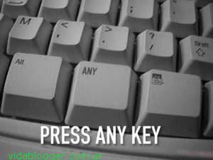 Teclas de atajos para bloggear