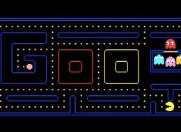 Pacman de Google