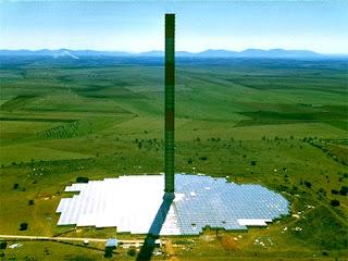 torres solares