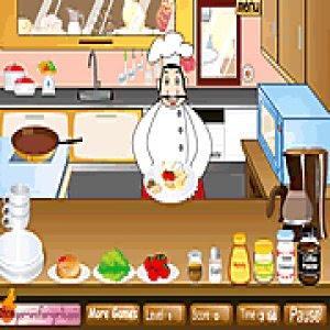 juegos cocina