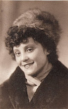 My mother Nina Vladimirovna /Takaeva/ Svechina. Born 19 of Jan. 1942 /year of horse/ in Serpuhov.