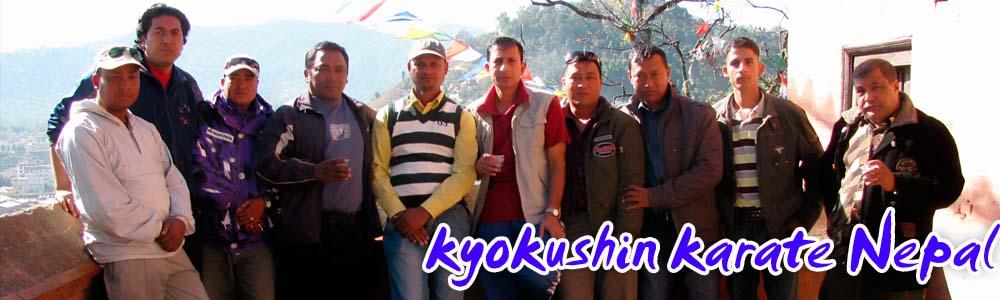 Kyokushin Karate Nepal