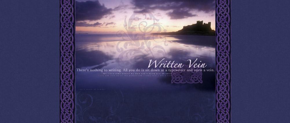 Written Vein