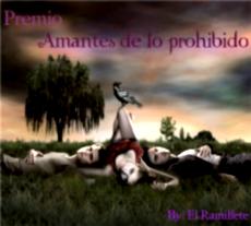 PREMIO AMANTES DE LO PROHIBIDO