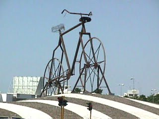 ميدان الدراجة بجدة