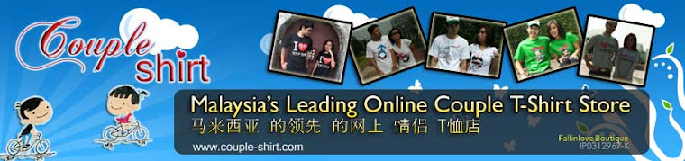 Online Couple T-Shirt Store