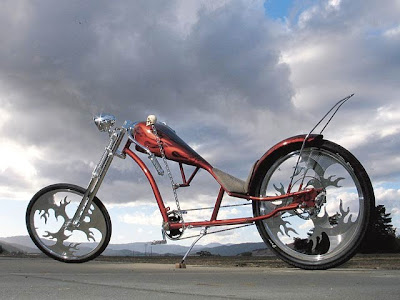 Bicicleta Chopper - BIke Chopper - História das Bicicletas ChoppperBicicleta Chopper - BIke Chopper
