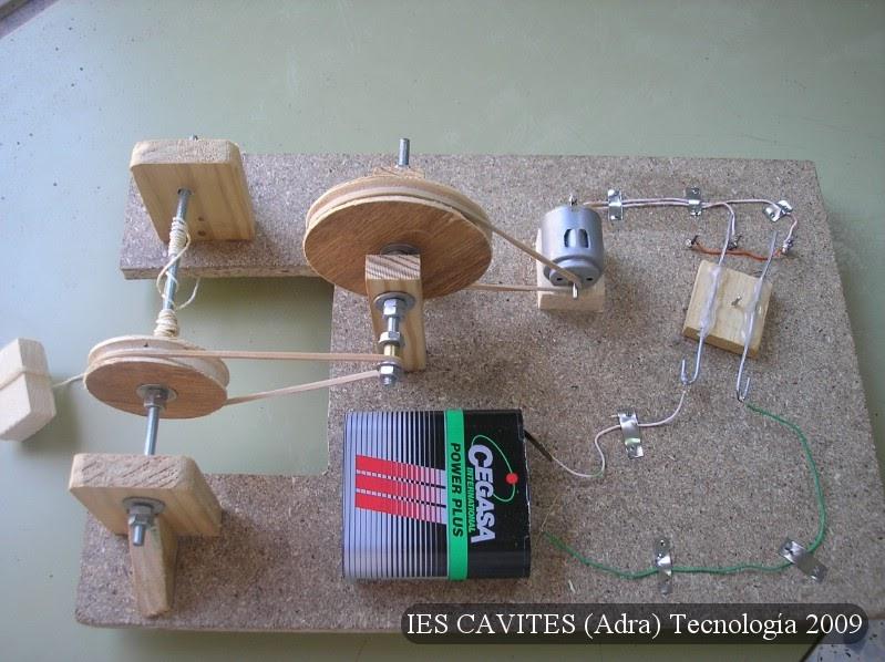 Proyectos De Tecnolog 205 A Elevador De Cargas