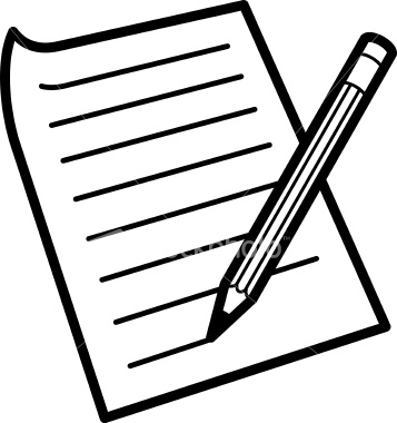 how to write application on plain paper