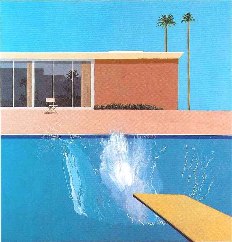 S Corey Art Modern Abstract Outsider Folk Art Art Brut Paintings Bigger Digital Splash 1 Of