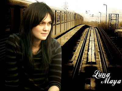 luna maya artist wallpaper lunatic