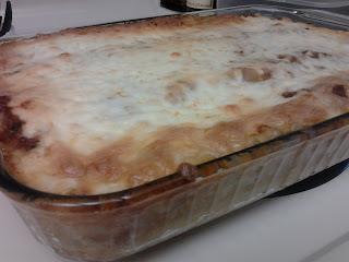 Vegetarian Meaty Lasagna Recipe 1
