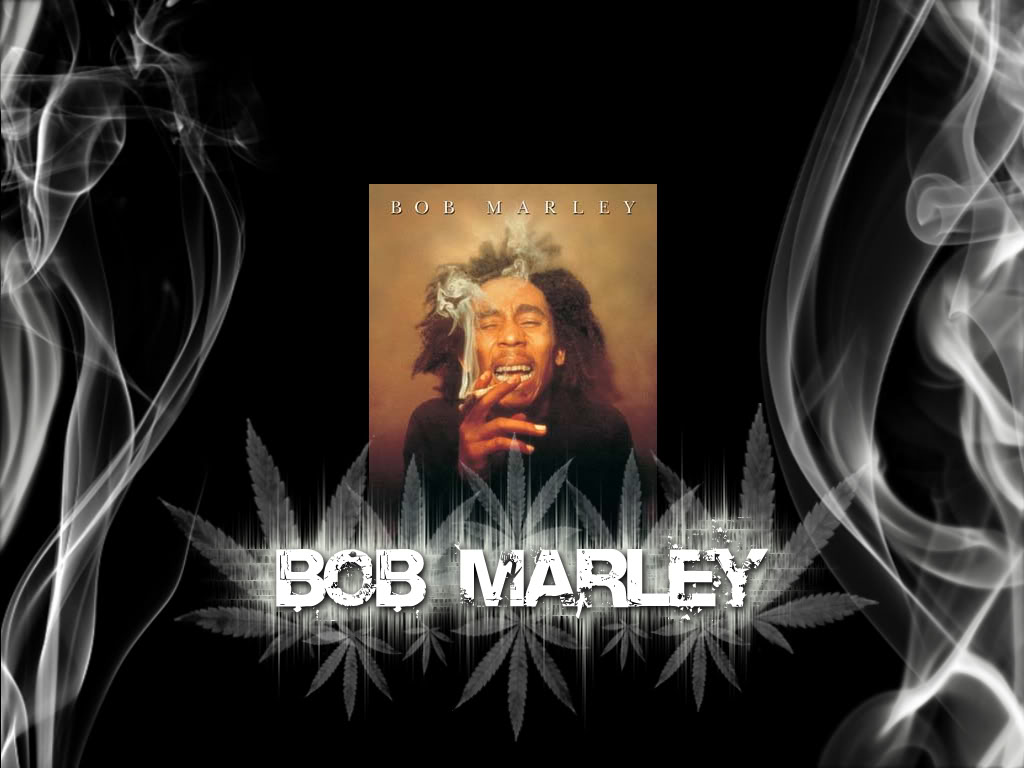 Bob Marley Weed Wallpaper Beautiful