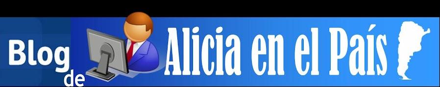 Blog de Alicia en el país