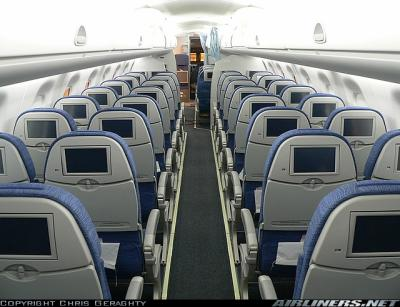 Victoire airlines for Interieur avion