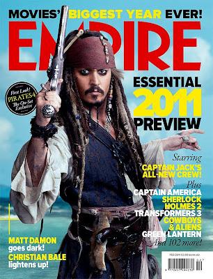 Piratas del Caribe 4 La película