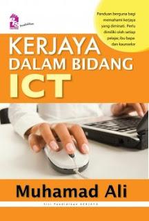 Buku kerjaya dalam bidang ict dilelong dengan harga rm1 di di sini