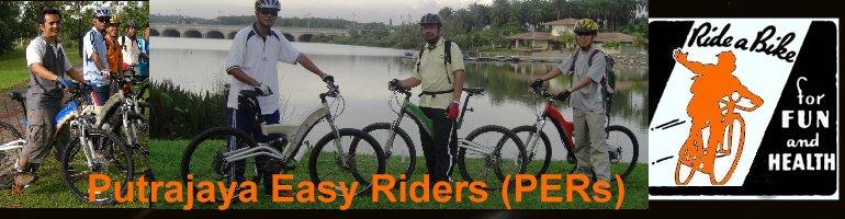 Putrajaya E Riders (PERs)