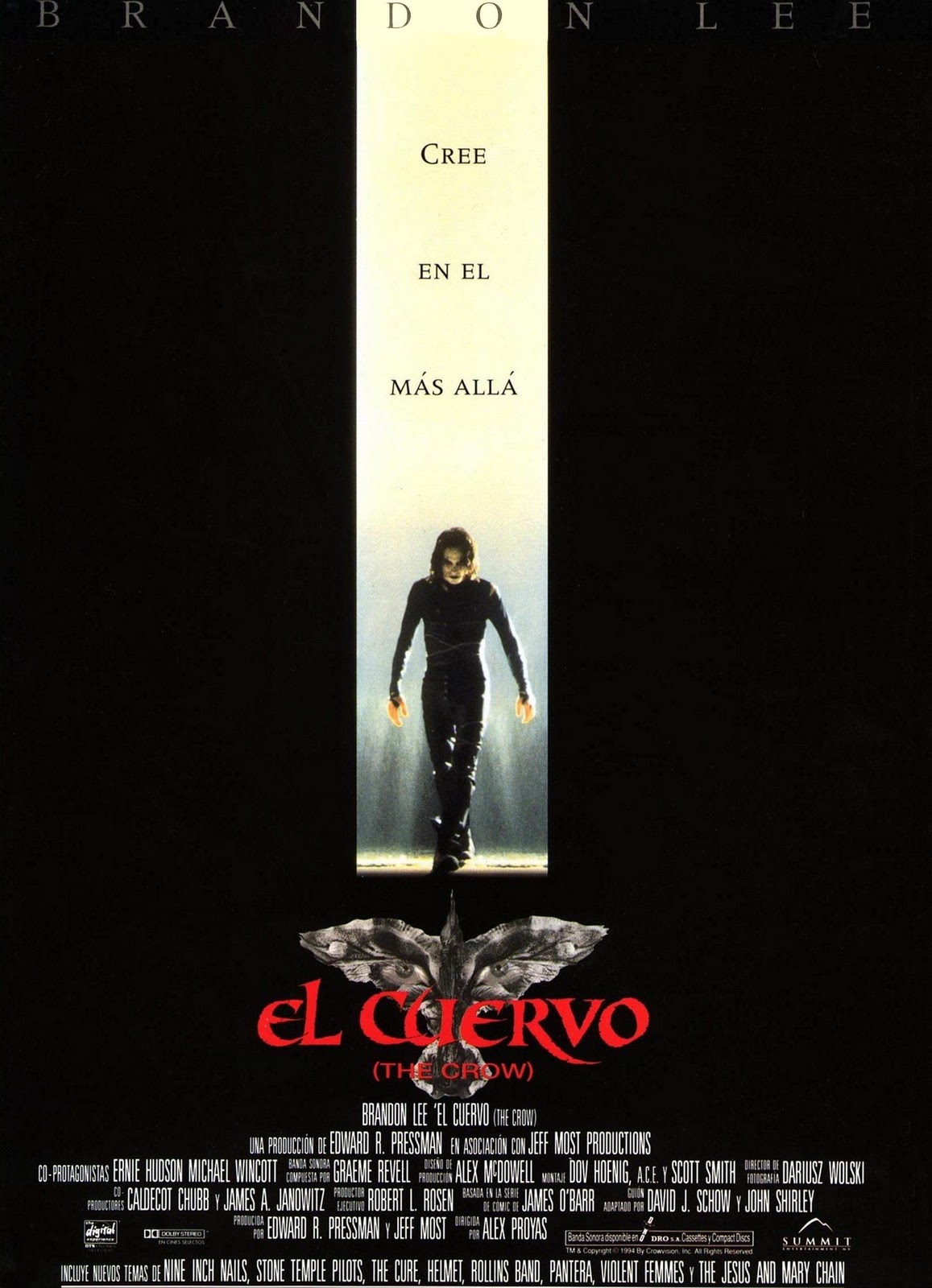 El Cuervo (The Crow) (1994)