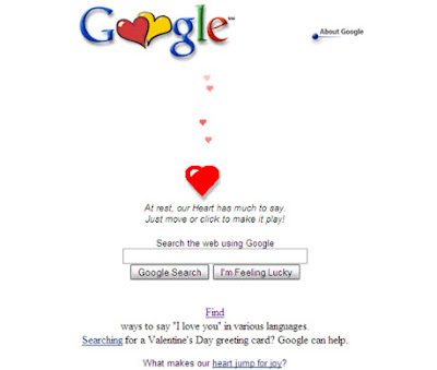 Google Hearts - Googlechromeindir.com
