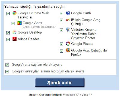 Google Paket
